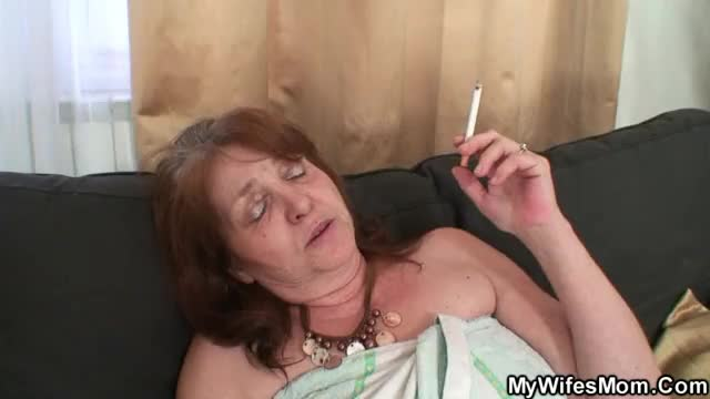 Mother in law masturbation