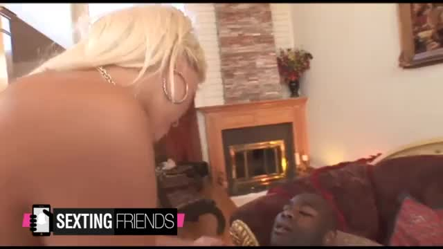 Housewife fucked by black man