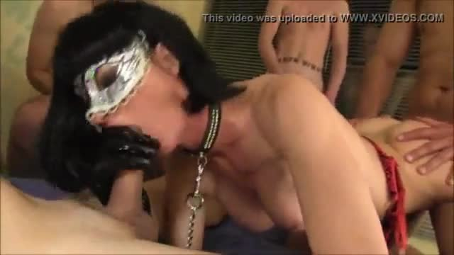 Young french wife gets broken in