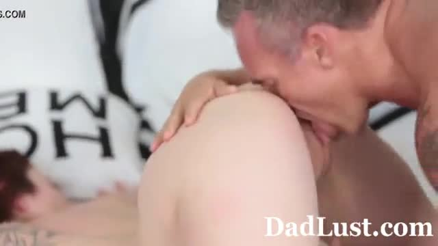 Step father fucks her friends daughter movie night madness