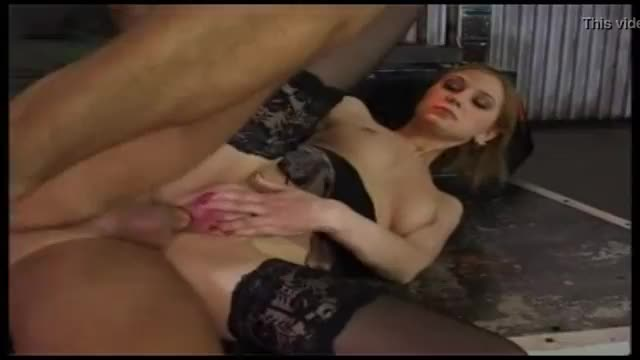 Hypnotized girl fucked in the ass by shrink