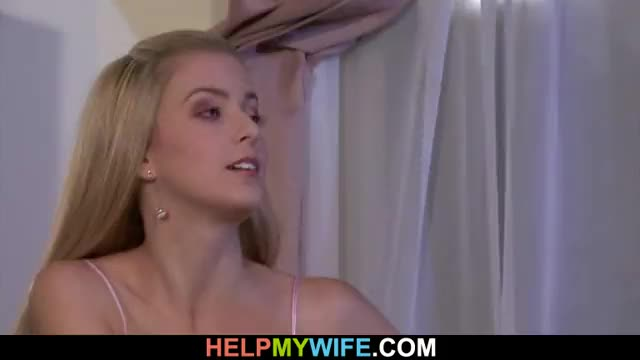 Husband pay to another guy fuck his girl ass