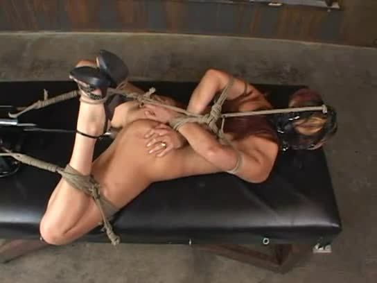 Fucking machine squirt bondage did you ever