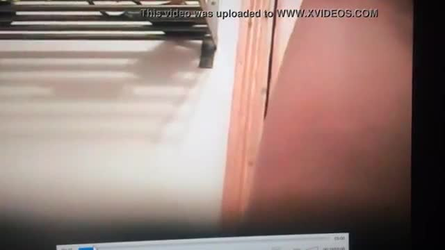 Cctv spy hack not big tit sister getting dried after shower
