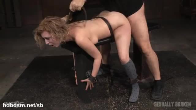 Interracial domination for sex slave