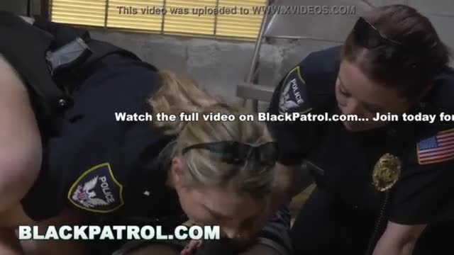 Mom friends daughter cops and police booty and james deen police and