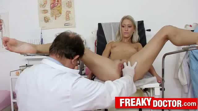 Teen gyno exam tied and gangbanged forget