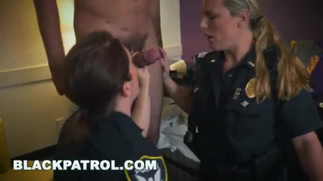 Anal patrol noise complaints make sloppy breezy cops like me wet for