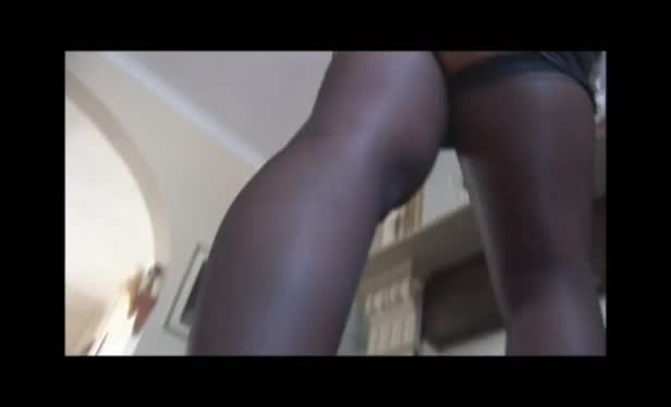 Spy sexy teens mini skirt and nylon romanian