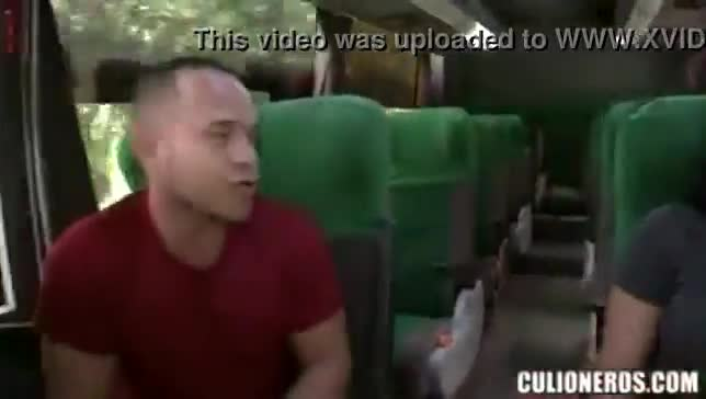 Colombian amateur juliana fucked on bus