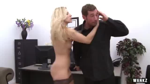 Fucking my boss in the ass