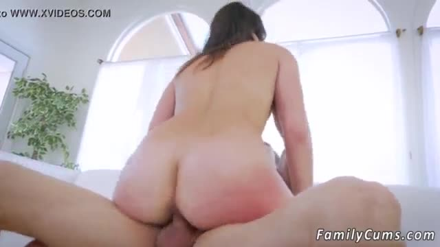 Out of the family anal hd first time forgetful stepsis lands in