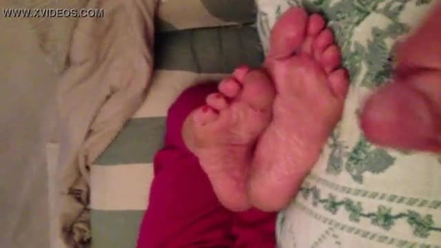 My foot fetish compilation
