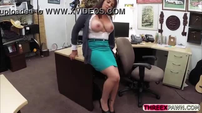 Blonde asian milf hooker gets her asshole fucked hard by a big dick