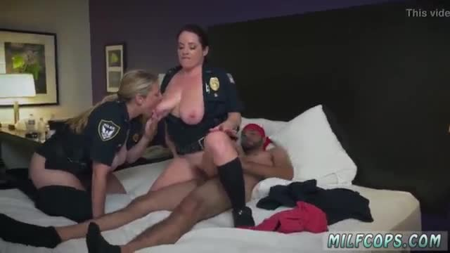 Ebony milf granny noise complaints make