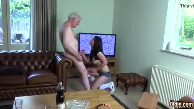 Extreme old men fucking young girl and black men dominating white men
