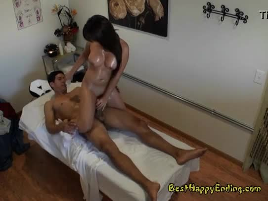 Interracial asian pussy massage